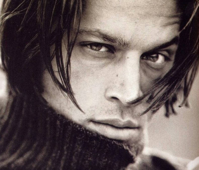 WHAT EVER HAPPENED TO THE MALE SUPERMODEL?